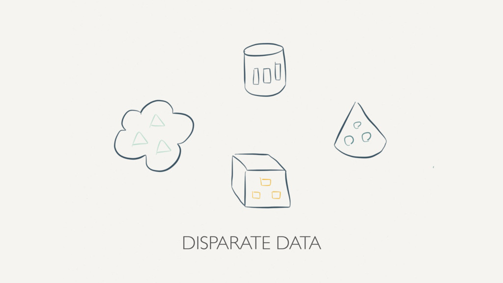 DISPARATE DATA