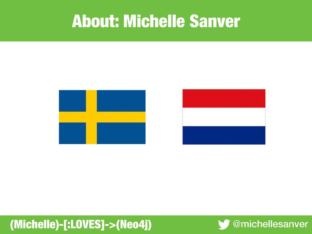 About: Michelle Sanver @michellesanver (Michell...