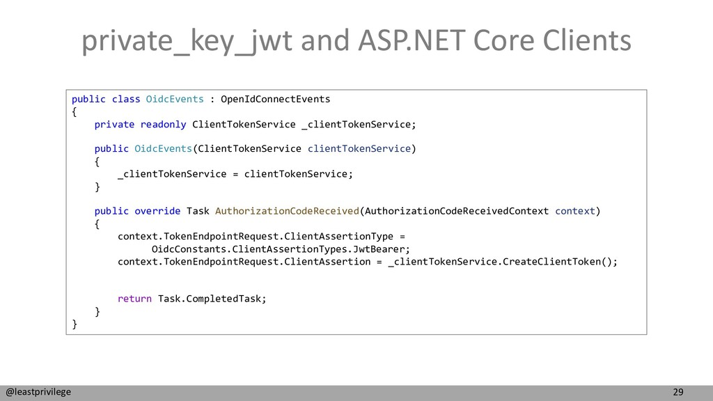 29 @leastprivilege private_key_jwt and ASP.NET ...