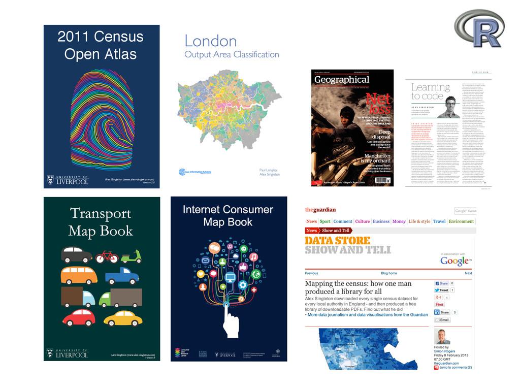 ! 2011 Census Open Atlas Alex Singleton (www.al...