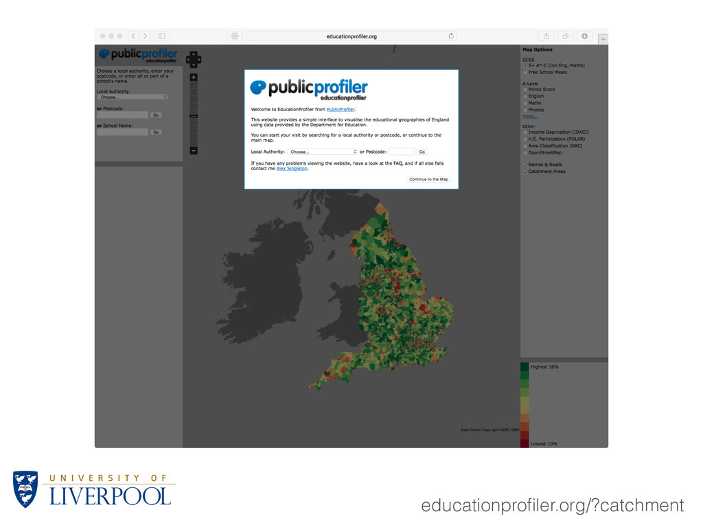 educationprofiler.org/?catchment