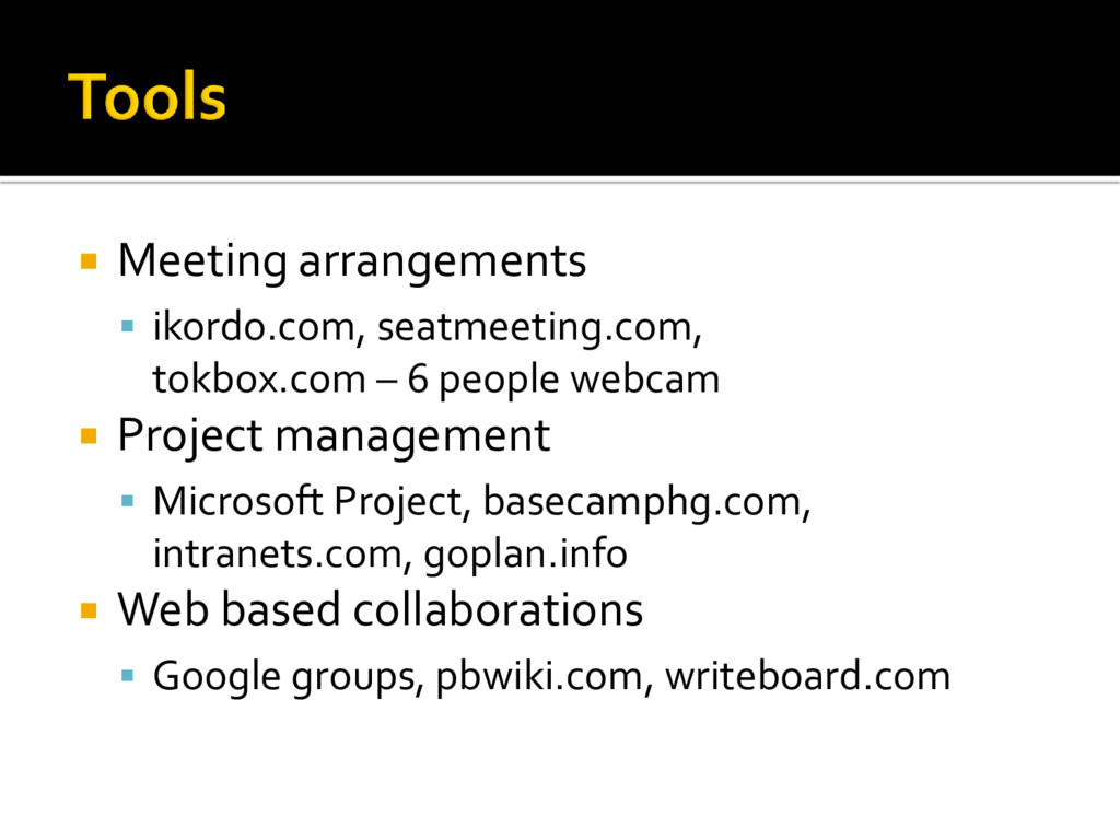  Meeting arrangements  ikordo.com, seatmeetin...