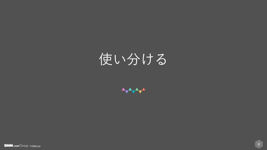 X © DMM.com ͍͚Δ