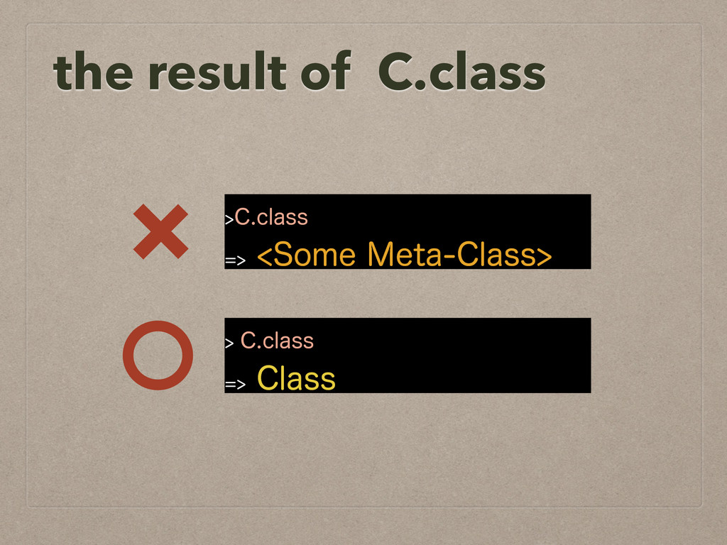 the result of C.class ! $DMBTT  4PNF.F...