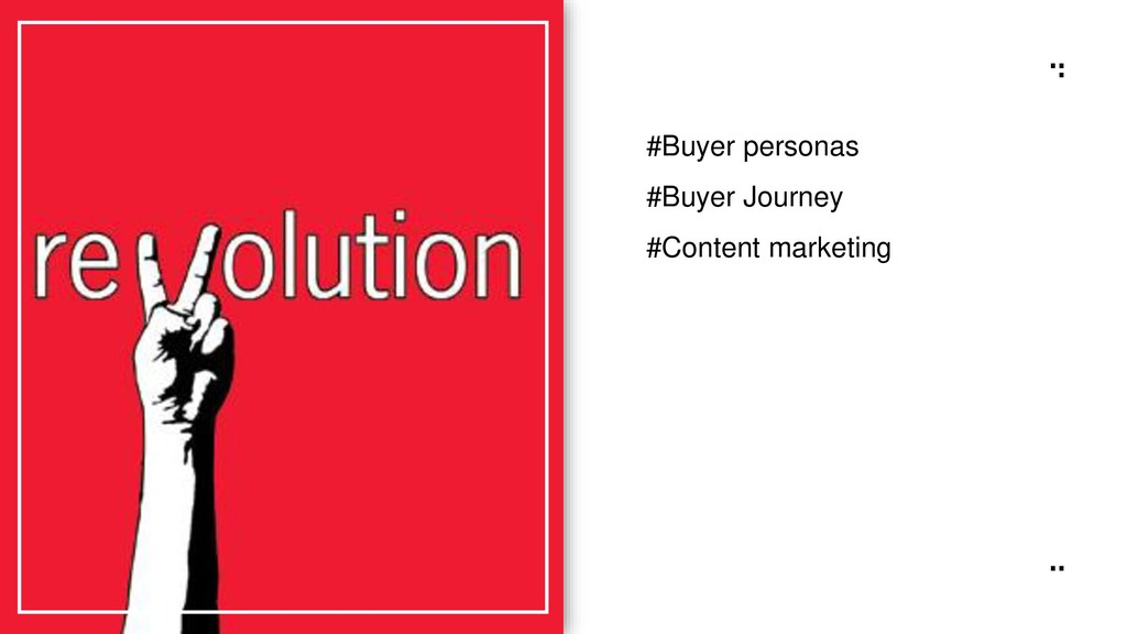 X O O X #Buyer personas #Buyer Journey #Content...
