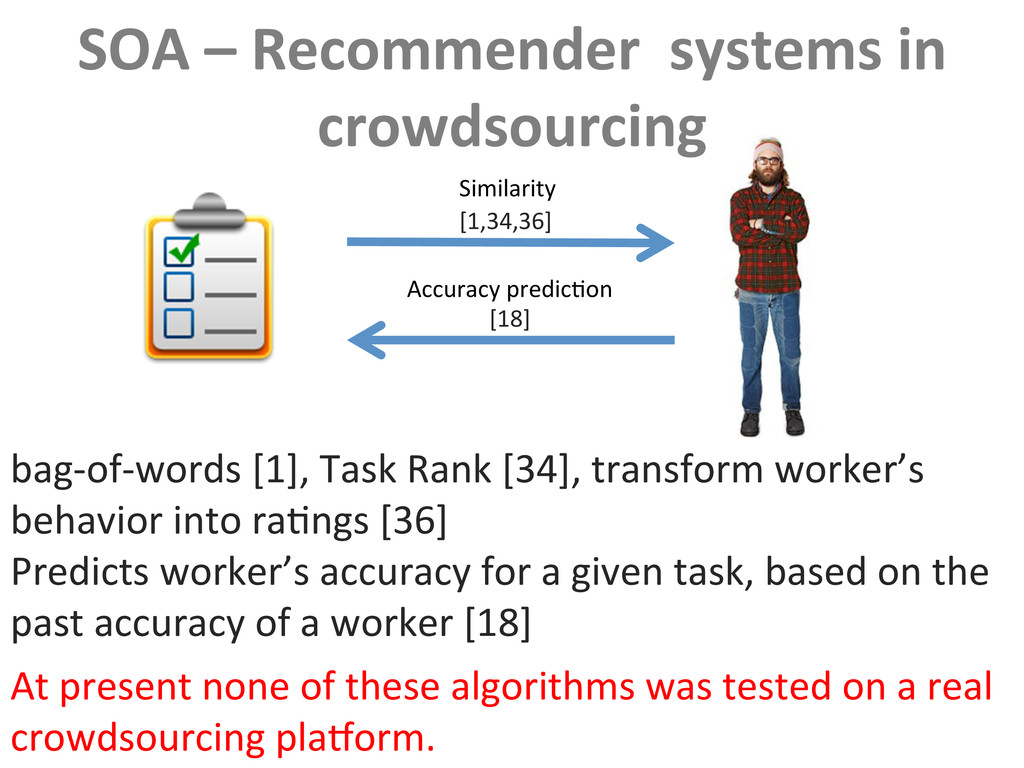 SOA – Recommender  systems in ...