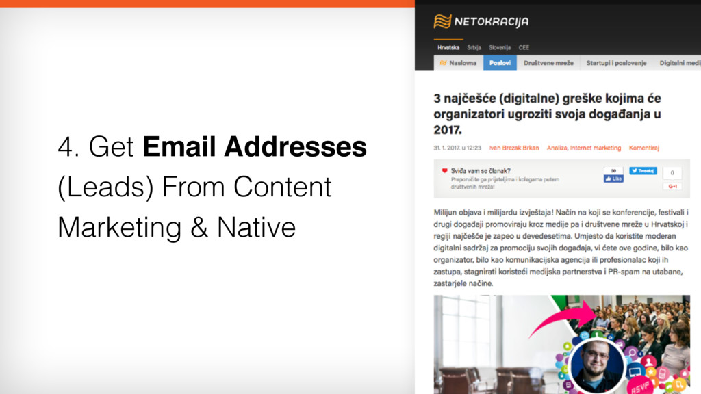 4. Get Email Addresses (Leads) From Content Mar...