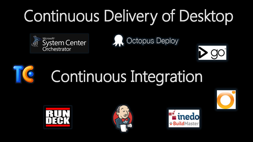 Continuous Delivery of Desktop Continuous Integ...
