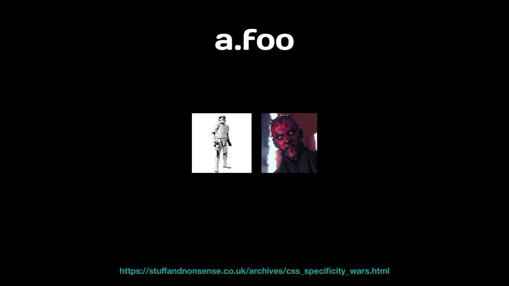 a.foo https://stuffandnonsense.co.uk/archives/cs...