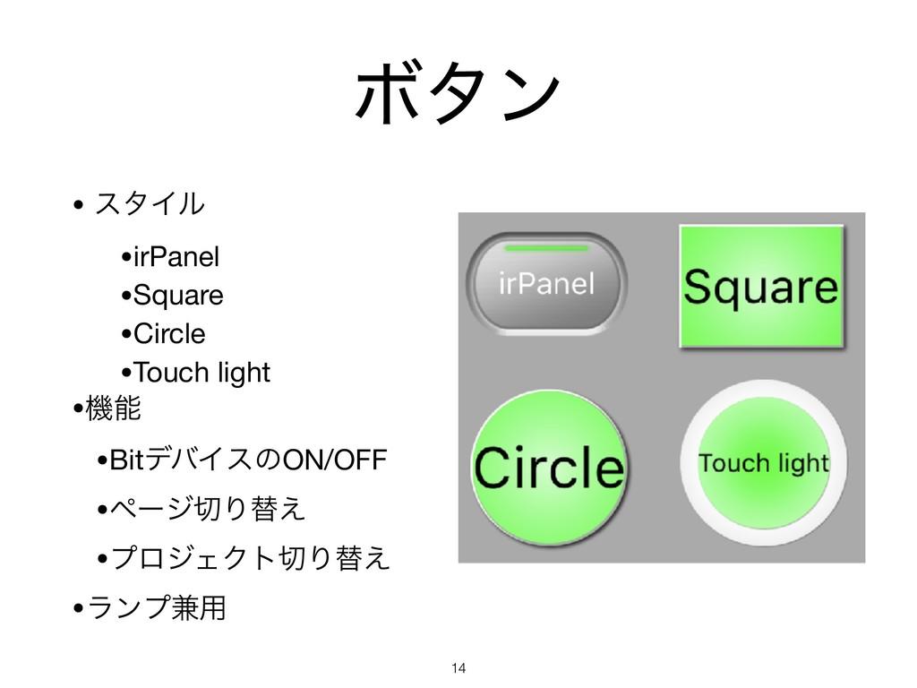 Ϙλϯ • ελΠϧ  •irPanel  •Square  •Circle  •Touch ...