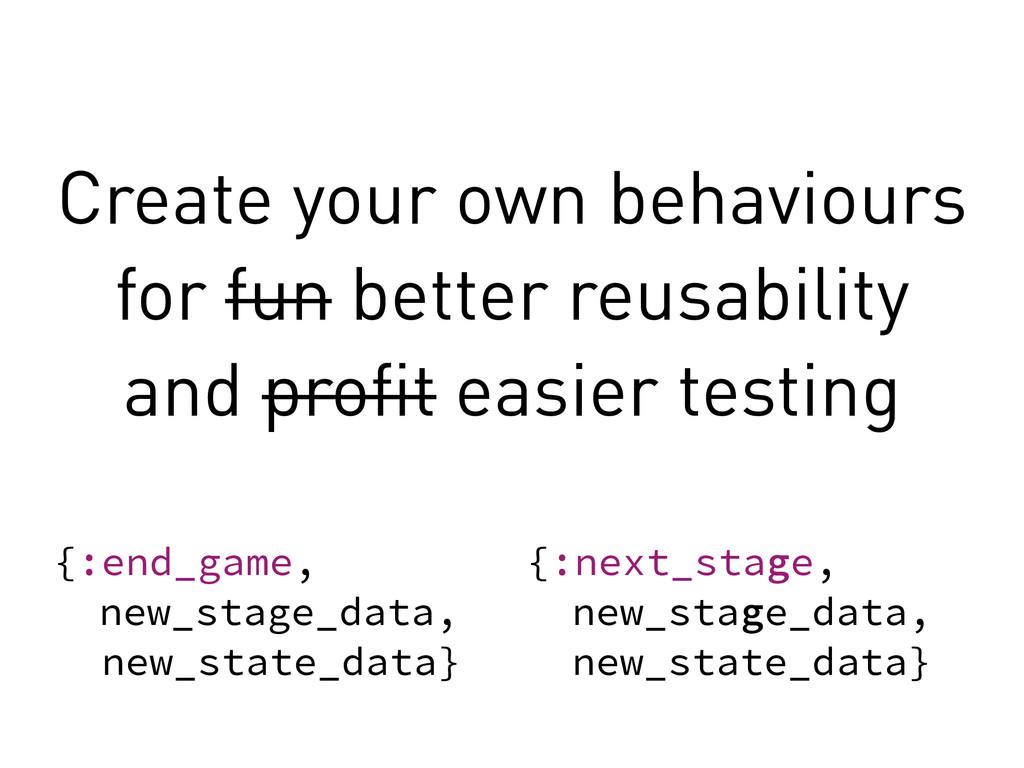 Create your own behaviours for fun better reusa...