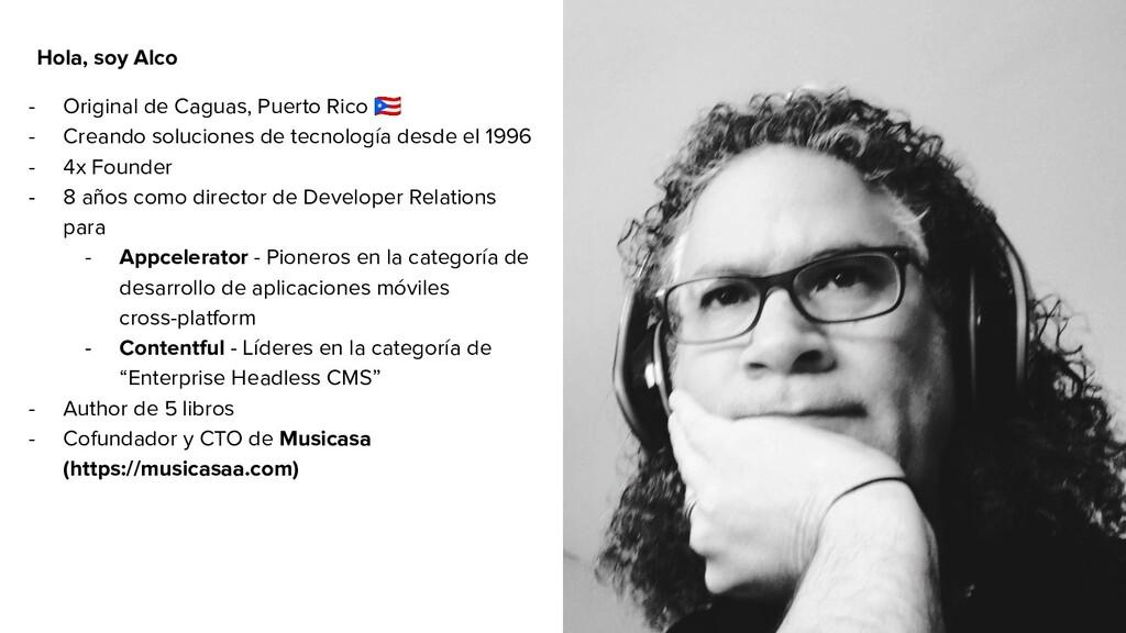- Original de Caguas, Puerto Rico  - Creando s...