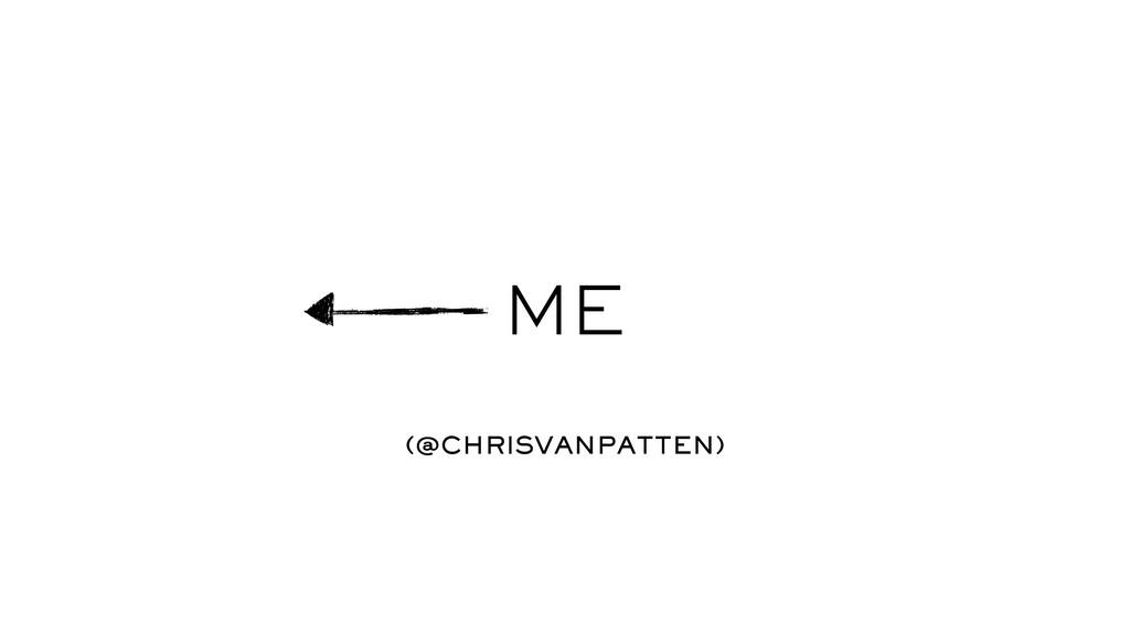 ME (@CHRISVANPATTEN)