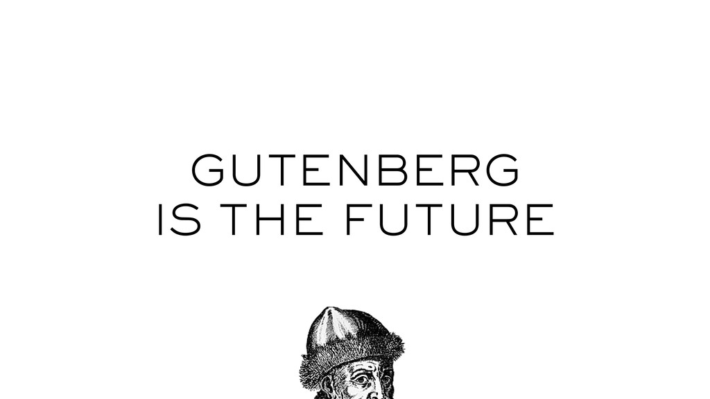 GUTENBERG