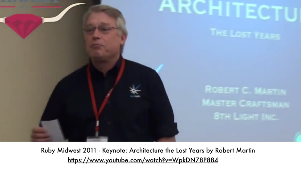 Ruby Midwest 2011 - Keynote: Architecture the L...