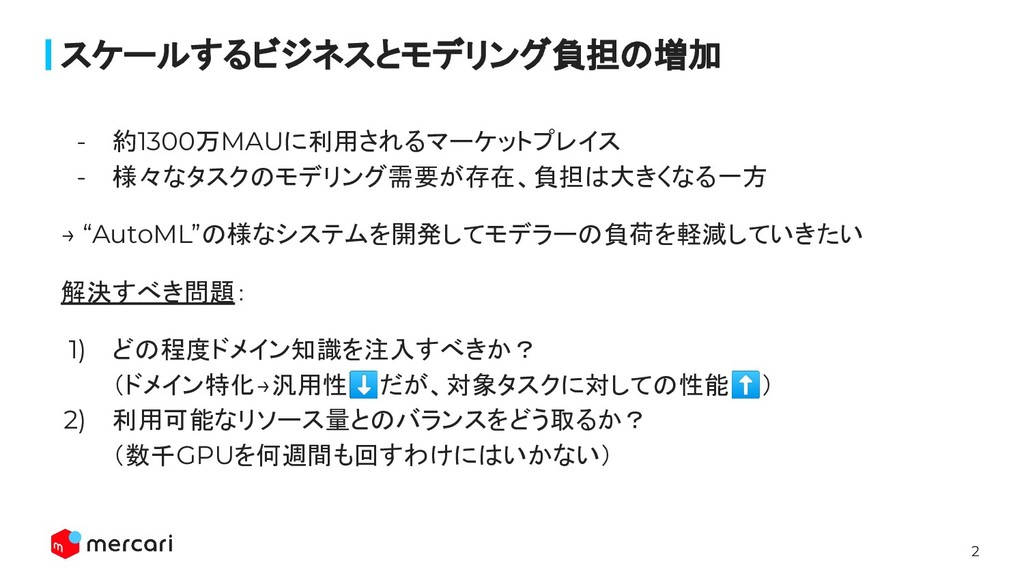 2 Confidential - Do Not Share - 約1300万MAUに利用されるマ...