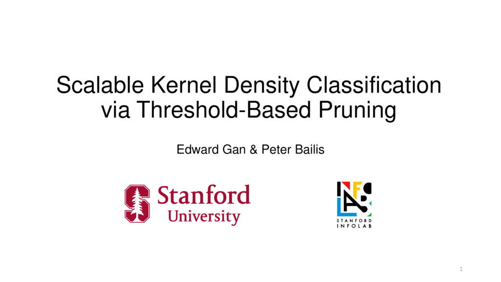 Scalable Kernel Density Classification via Thre...