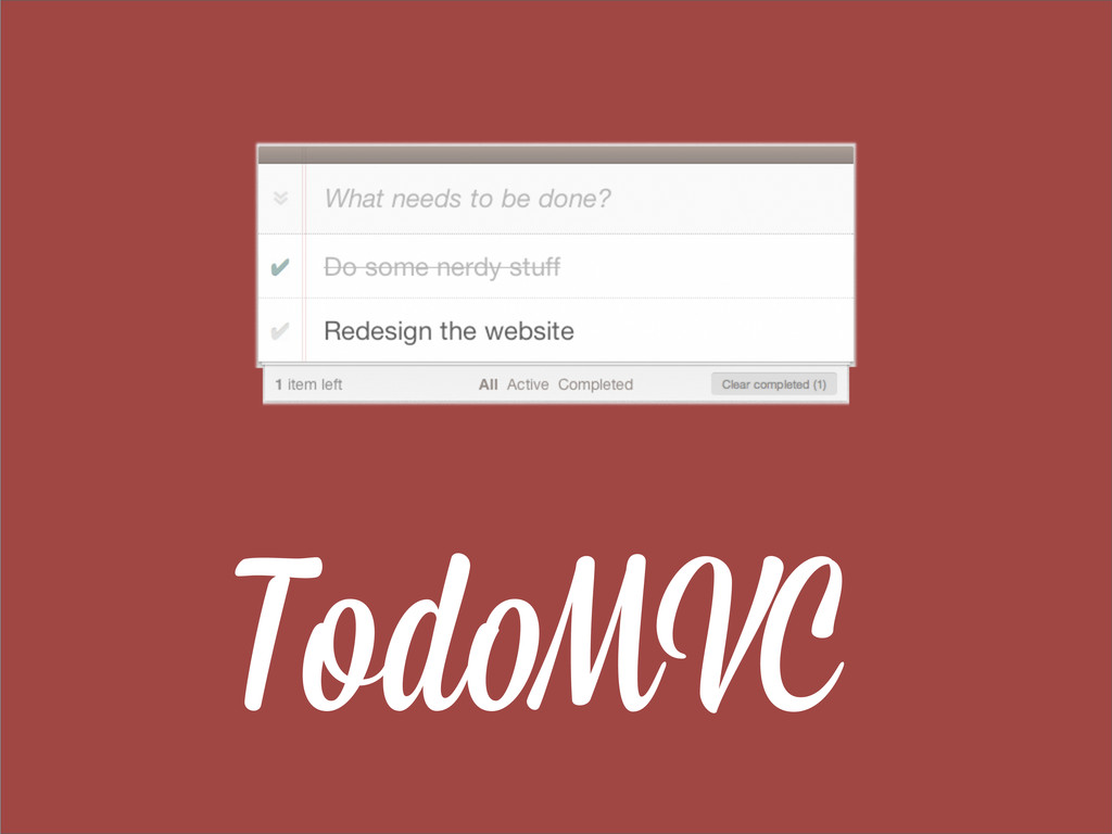 Tod MVC
