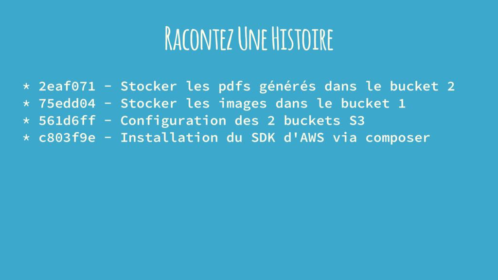 Racontez Une Histoire * 2eaf071 - Stocker les p...