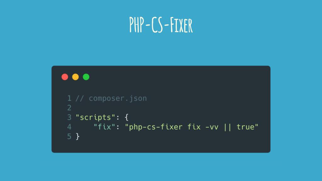 PHP-CS-Fixer