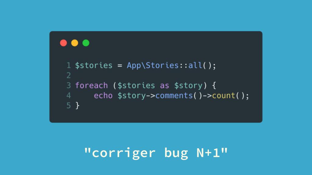 """""""corriger bug N+1"""""""