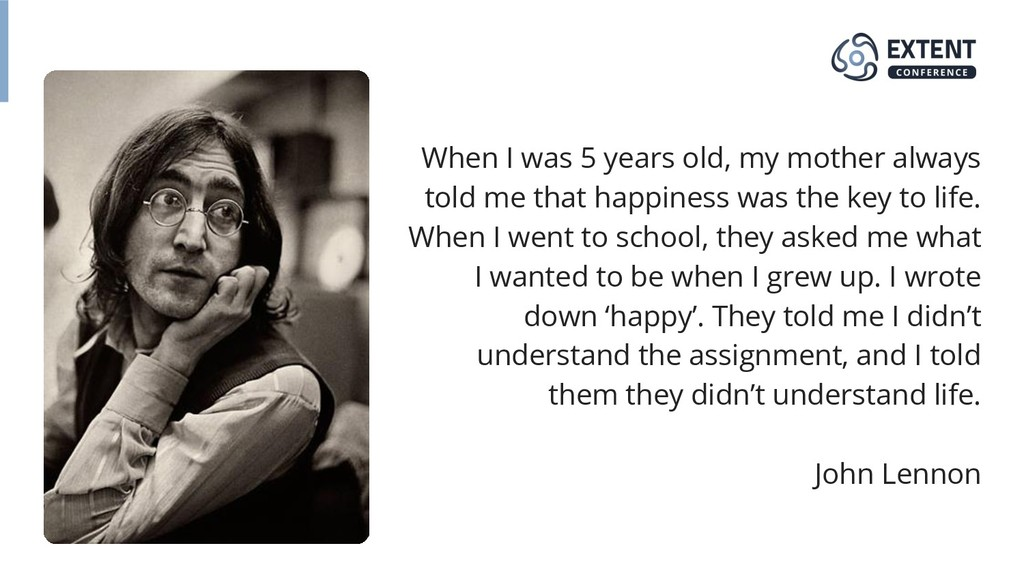 When I was 5 years old, my mother always told m...