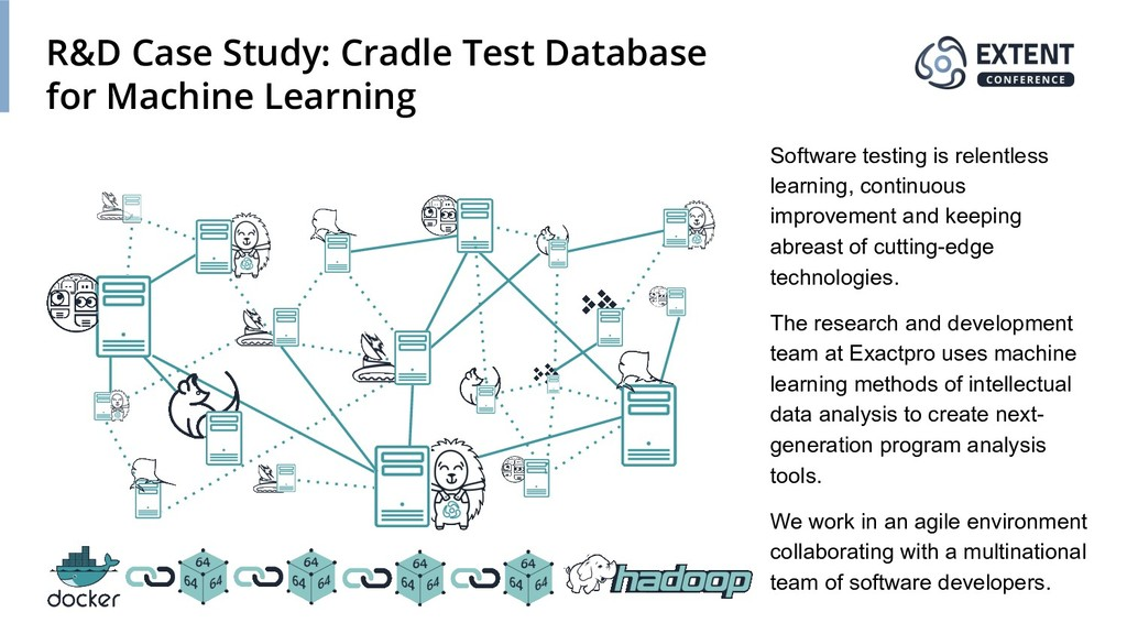 Software testing is relentless learning, contin...