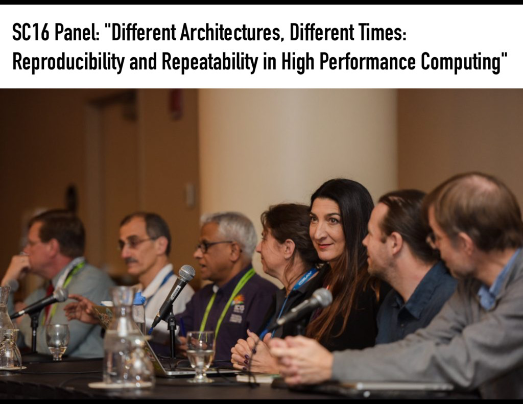 """SC16 Panel: """"Different Architectures, Different..."""