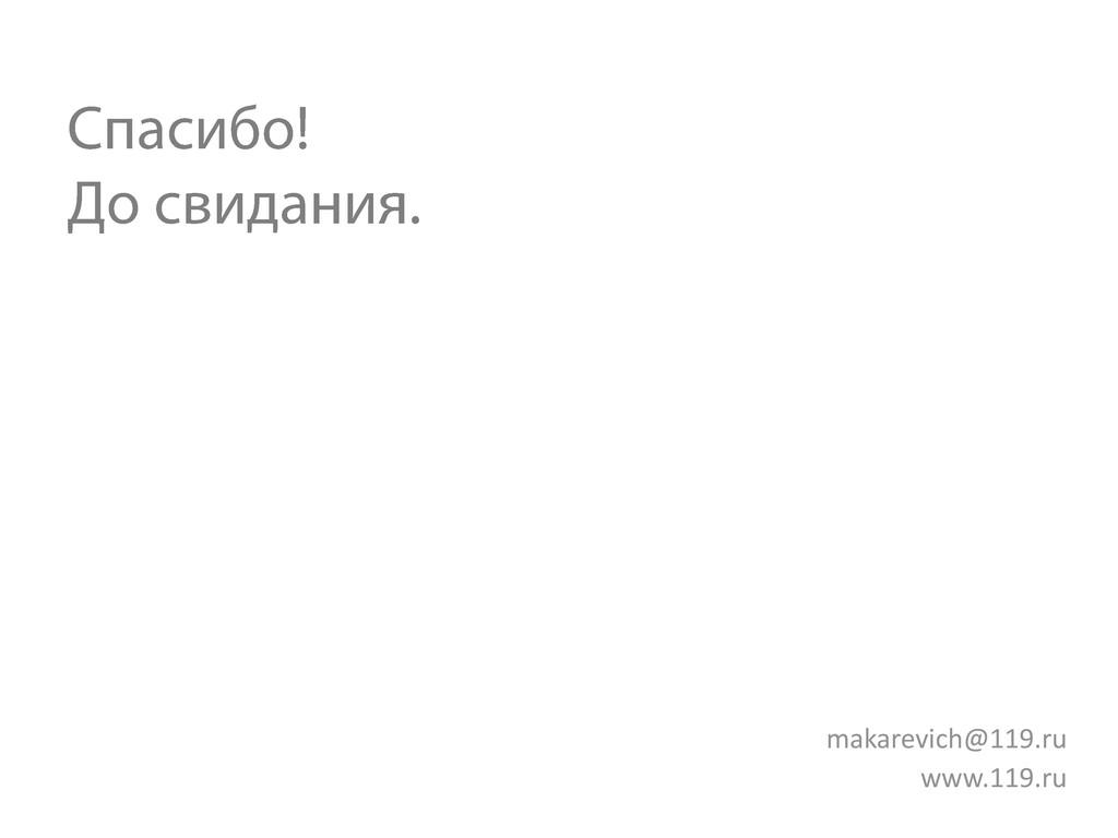 makarevich@119.ru www.119.ru
