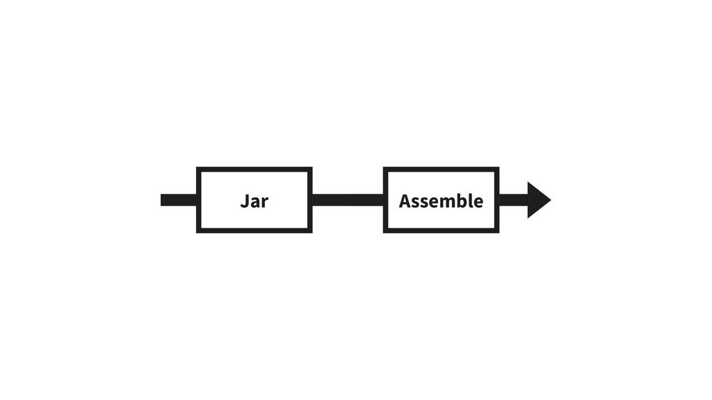 Jar Assemble