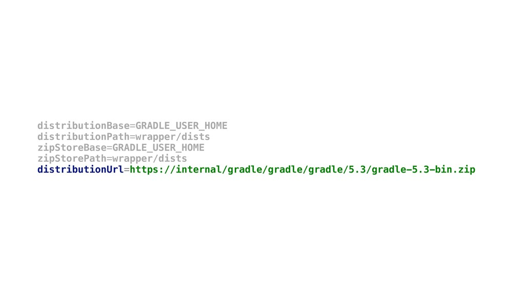 distributionBase=GRADLE_USER_HOME distributionP...