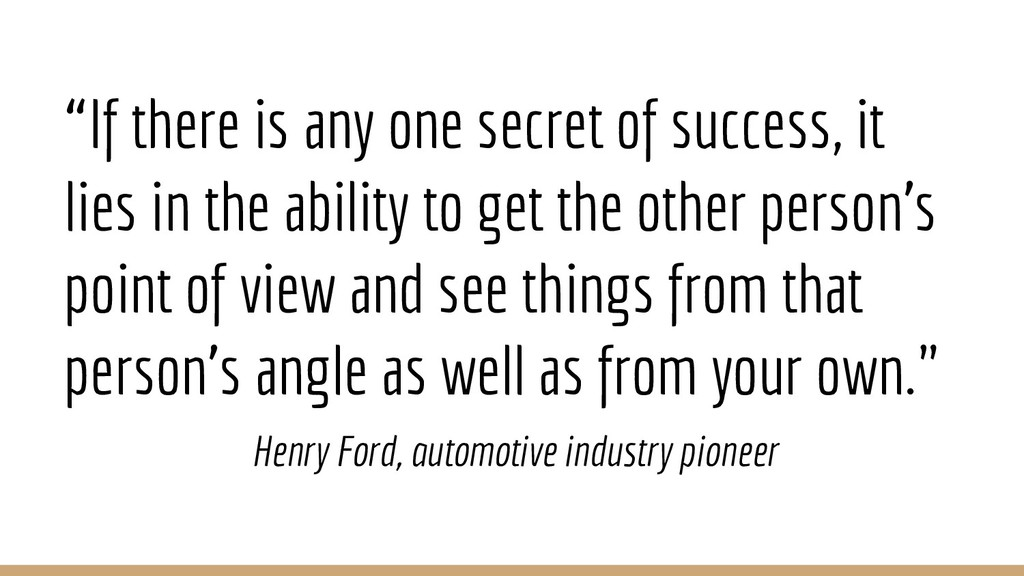 """""""If there is any one secret of success, it lies..."""