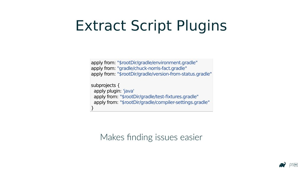 |35 Extract Script Plugins Makes finding issue...
