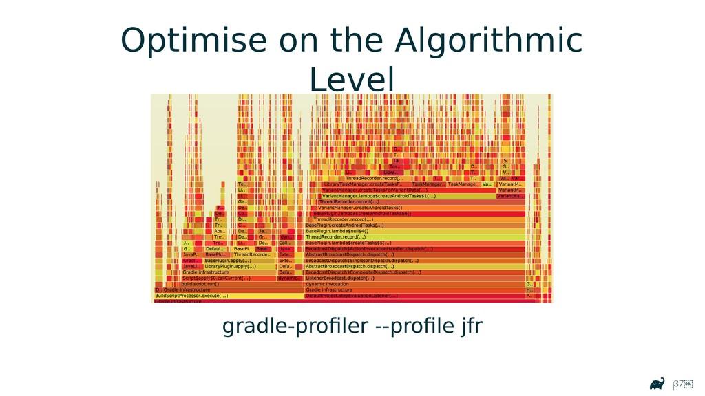 |37 Optimise on the Algorithmic Level gradle-p...