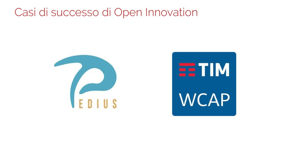 Casi di successo di Open Innovation 16