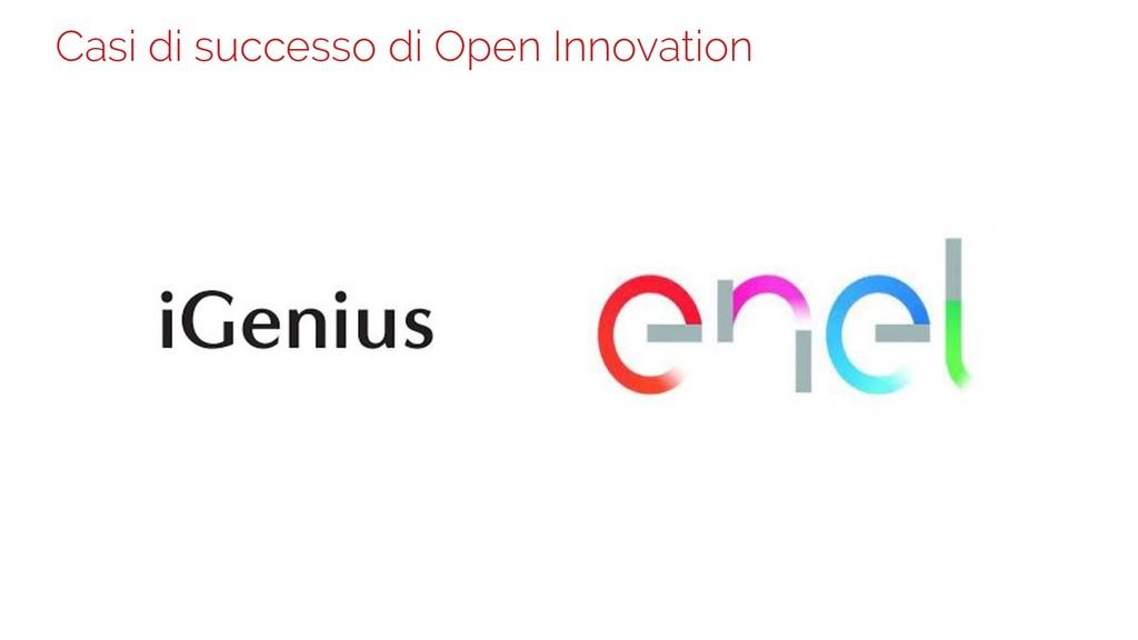 Casi di successo di Open Innovation 17