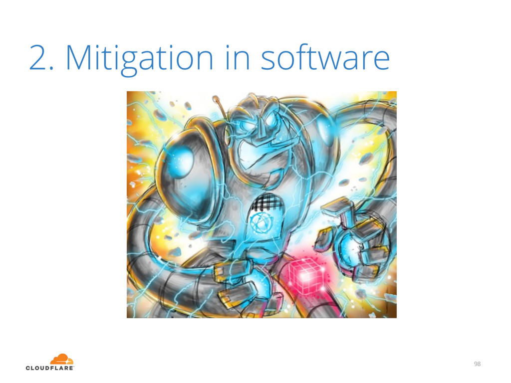 98 2. Mitigation in software