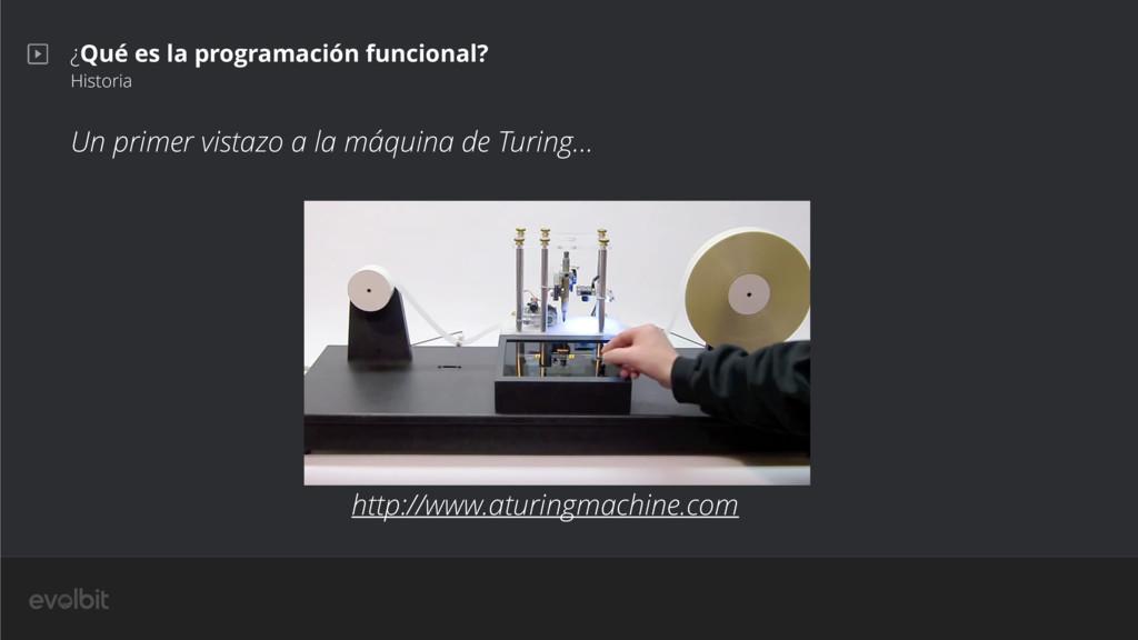 ¿Qué es la programación funcional? Historia Un ...