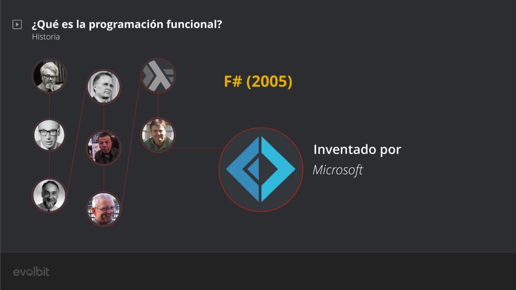 ¿Qué es la programación funcional? Historia Mic...