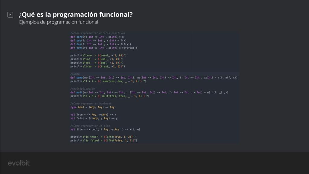 ¿Qué es la programación funcional? Ejemplos de ...