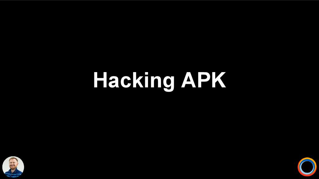 Hacking APK