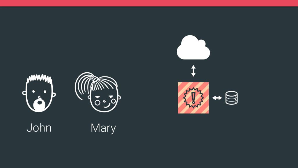 App Mary John