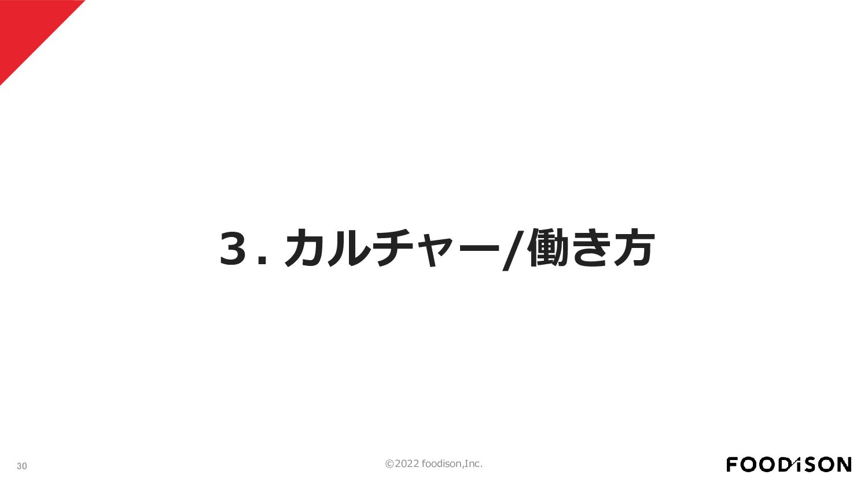 3. マーケット環境 30