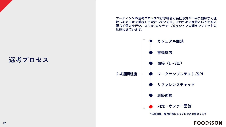 5. 採用情報 42