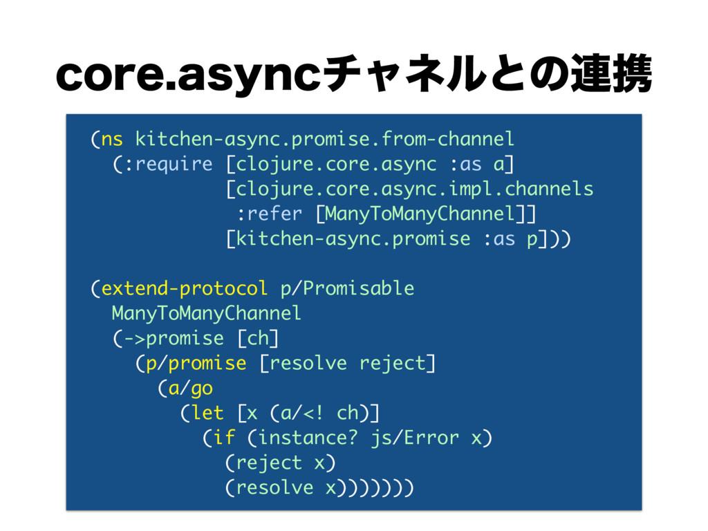 DPSFBTZODνϟωϧͱͷ࿈ܞ (ns kitchen-async.promise.fr...