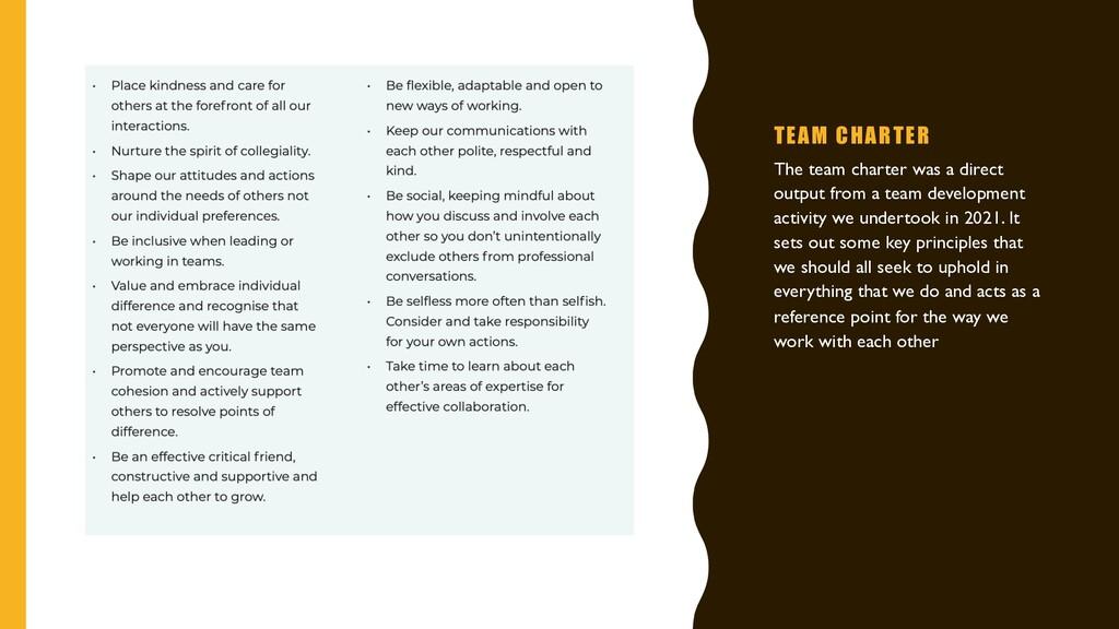 @digisim TEAM CHARTER The team charter was a di...