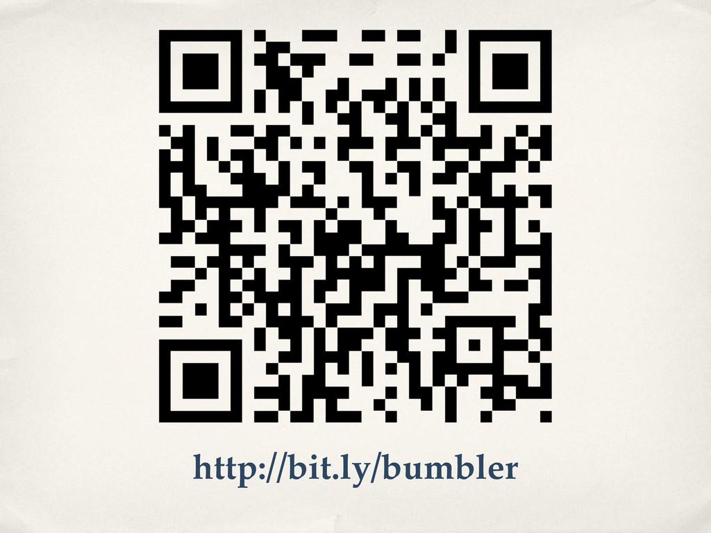 http://bit.ly/bumbler