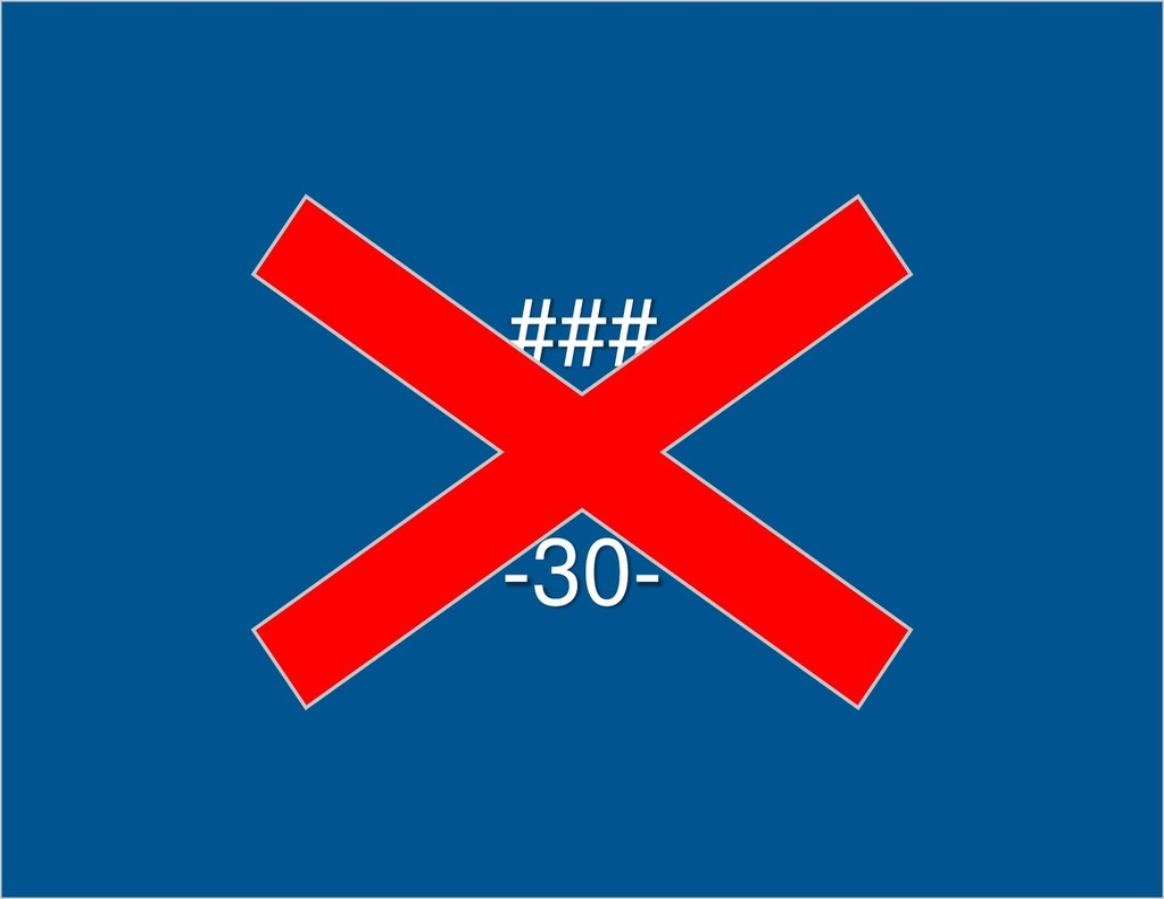 ### or -30-