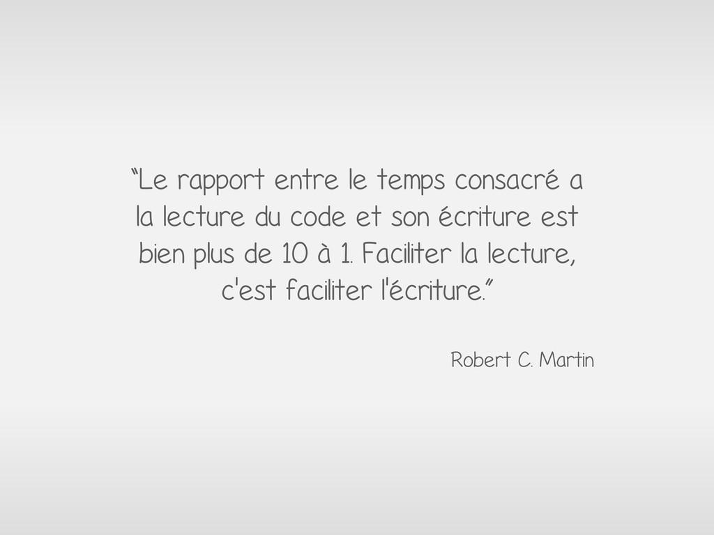 """""""Le rapport entre le temps consacré a la lectur..."""