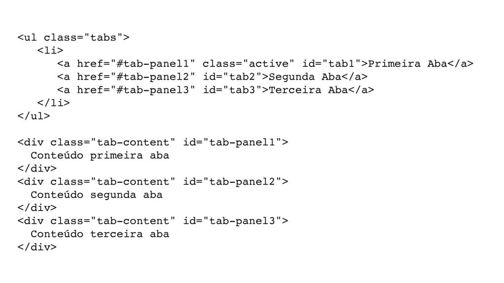 """<ul class=""""tabs""""> <li> <a href=""""#tab-panel1"""" cl..."""